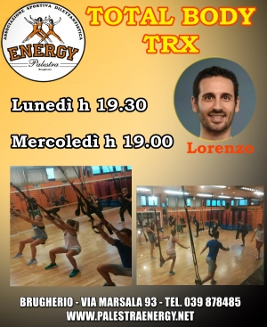 Total Body TRX